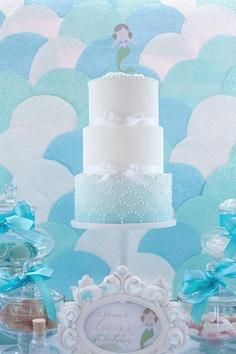 Mermaid Cakes Amp Tutorial Cake Geek Magazine Cake Geek