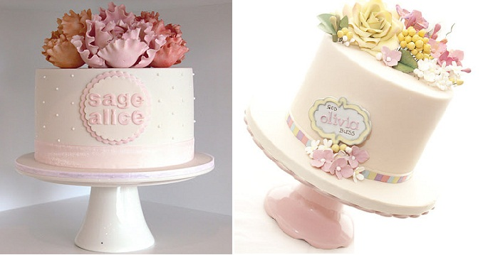 Cake Name Plaques By Couture Cupcakes Au And Torta