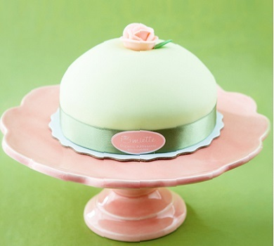 Swedish princess cake by Miette