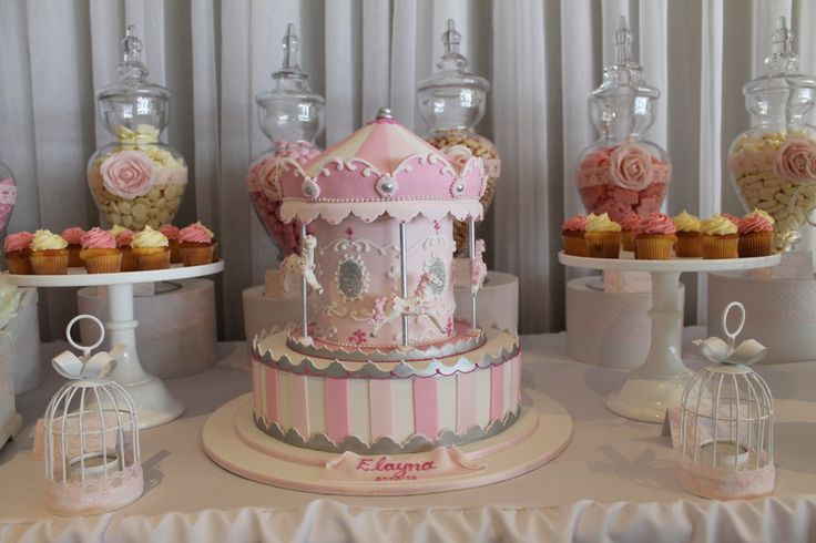 merry go round cake by Paul Delaney on Cakes Decor