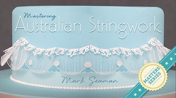 stringwork piping tutorial by Mark Seaman on Craftsy