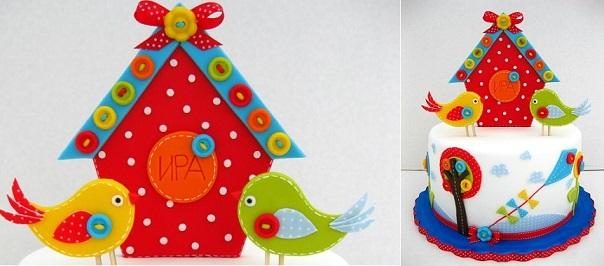 Birdhouse-Cake-by-Mina-Bakalova