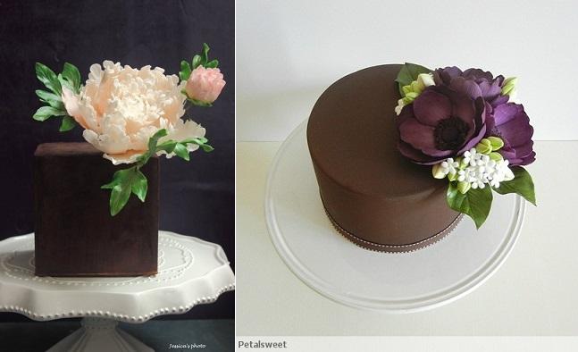 Chocolate Cake Decorating Chic