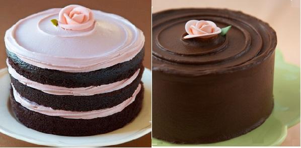 White Chocolate Ganache Cake Decorating Ideas : Chocolate Cake Decorating Chic - Cake Geek Magazine - Cake ...