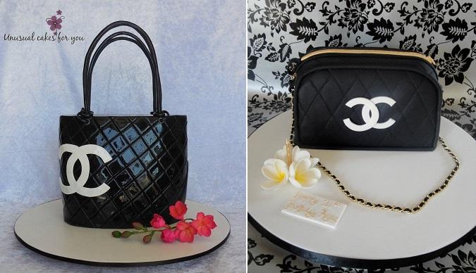 Handbag Cakes Amp Tutorials Cake Geek Magazine Cake Geek