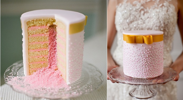 cake by Janet Mohapi Banks via B.loved Weddings, Chanelle Segerius Bruce Photography