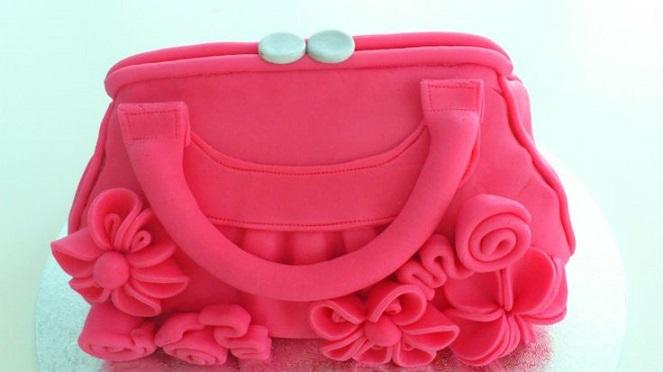 handbag cake tutorial by Confessions of a Cake Addict
