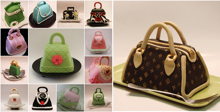 Handbag Cakes Tutorials Cake Geek Magazine