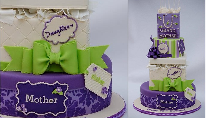 Cake Design For Mother : Mother s Day Cakes - Cake Geek Magazine