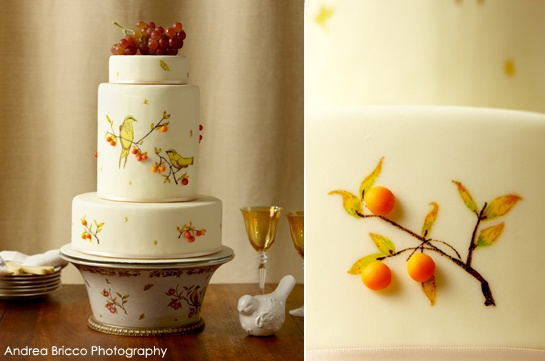 multi dimensional cake decorating by Superfine Bakery, Andrea Bricco Photography