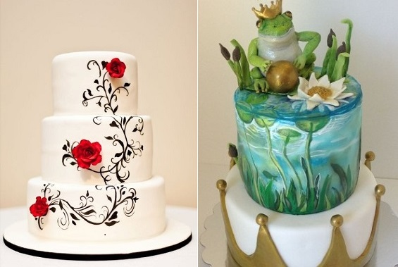 Cake Decorating Central Northmead : Multi Dimensional Cake Decorating - Cake Geek Magazine