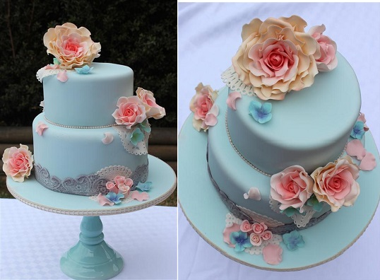 doile cake by Cake by Kim Australia