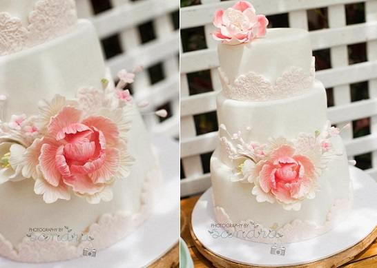 doile lace cake via The Little big Co, image by Photography by Sandra