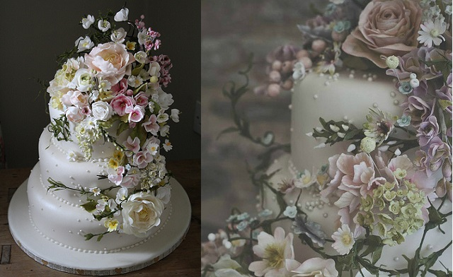 A Compendium Of Sugar Flower Tutorials Cake Geek Magazine