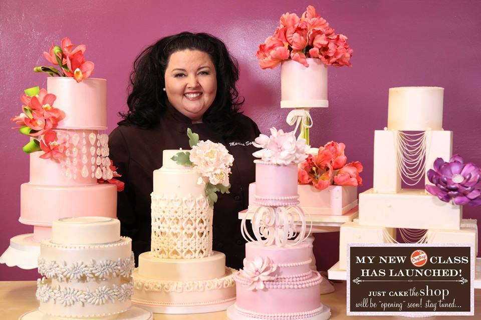 Marina Sousa Creative Cake Separators