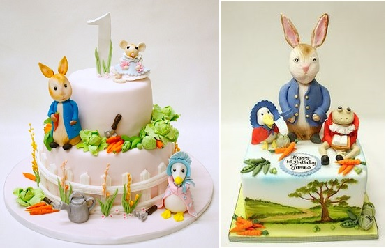 Beatrix Potter Cakes Tutorials Cake Geek Magazine