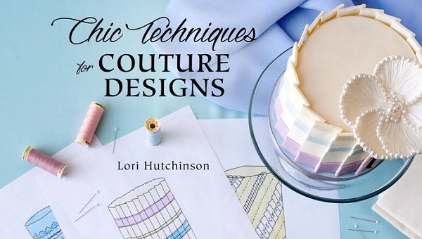 Lori Hutchinson cake design tutorial on Craftsy
