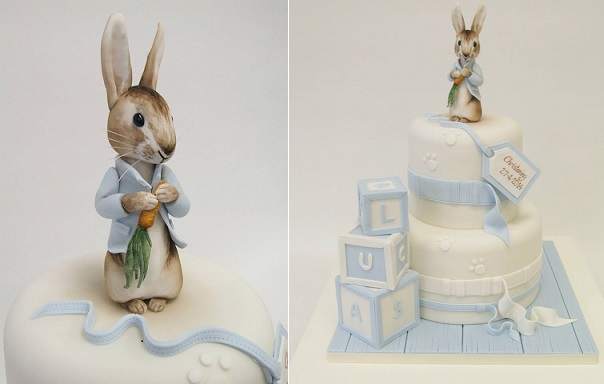 Peter Rabbit Cake Mold