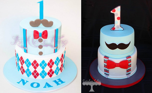 1st Birthday Cakes For Boys By Its A Cake Thing And Cuteology