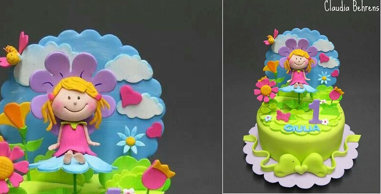How To Design A Birthday Cake