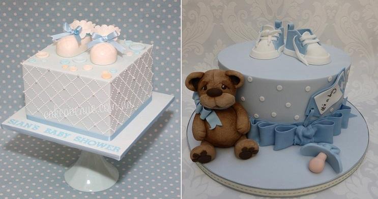 Cake Decorating Baby Booties Template : Baby Shoes & Tutorials - Cake Geek Magazine