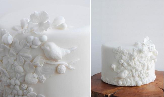 bas relief cake by Viva La Tarta (2)