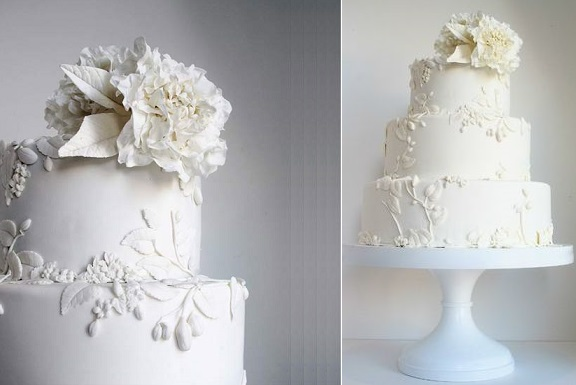 Bas Relief Cake Decorating Cake Geek Magazine
