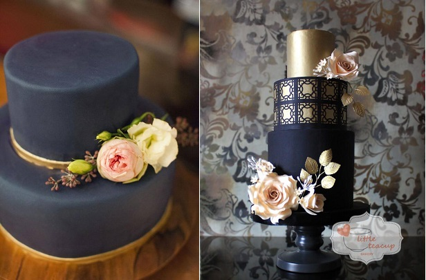 Black Wedding Cakes - Cake Geek Magazine