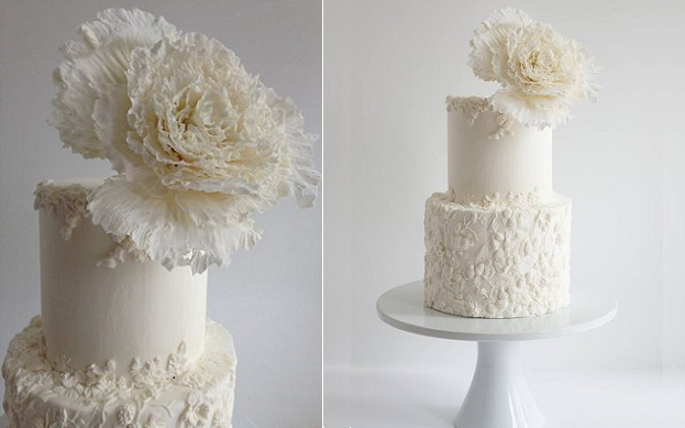 bas relief cake decorating tutorial with Maggie Austin on Craftsy