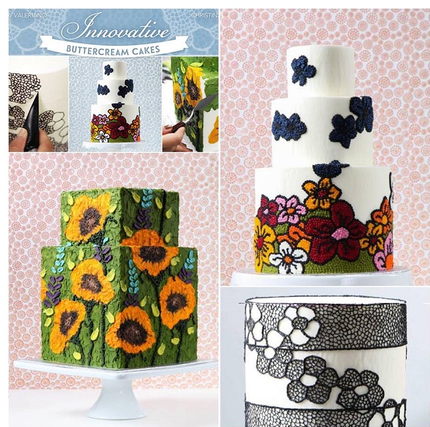 buttercream art tutorial on Craftsy from the Queen of Hearts Couture Cakes