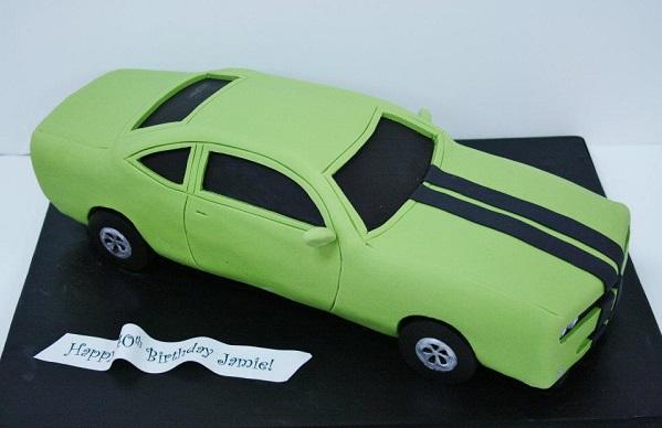 Car Cakes Amp Tutorials Cake Geek Magazine