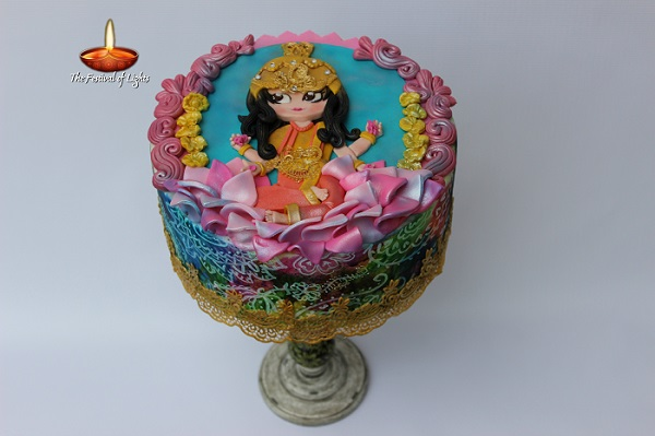 Viva La Cake, Joly Diaz