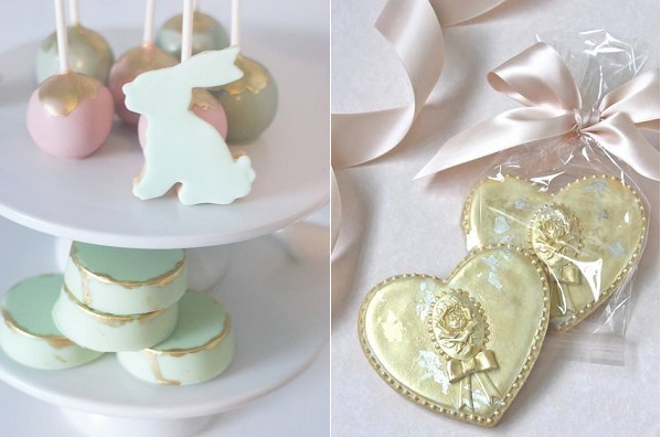 3 Minnie's Sweet Creations left, Little Boutique Bakery right