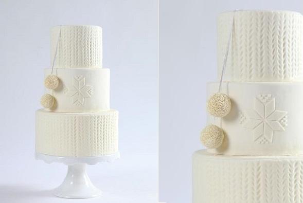 Knitting Cake Tutorial : Knit effect cakes tutorials cake geek magazine