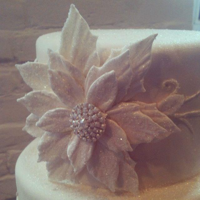 2. frosted flower by The Wild Orchid Baking Company
