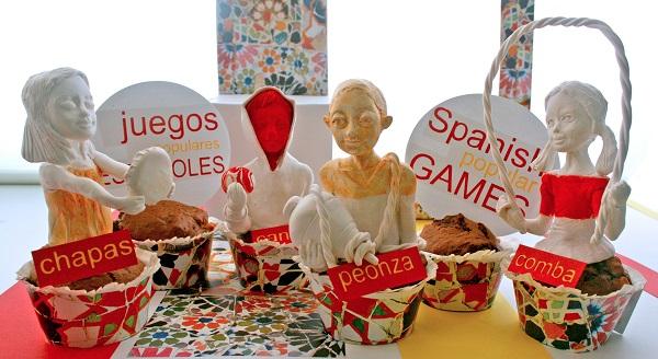 Barcelona, Spain cupcakes by Paloma Sempere Gras ( Dolça Llepolia)