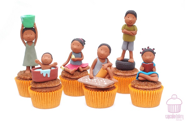 Blantyre, Malawi cupcakes by Joanne Ong of The Cupcake Gallery