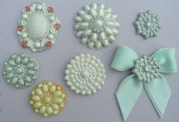 Brooch mold by Karen Davies