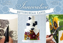 Innovative Buttercream Techniques Tutorial on Craftsy