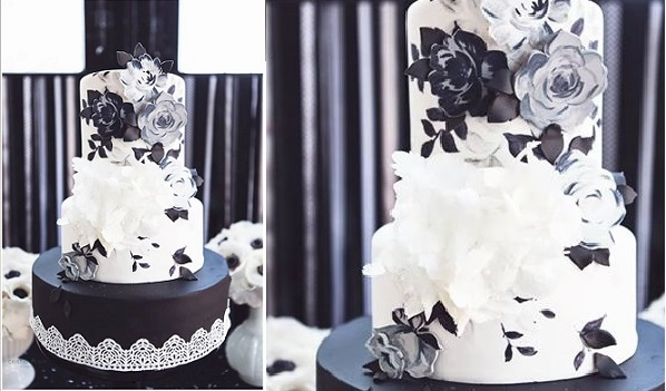 black-wedding-cake-by-Nevie-Pie-Cakes-Cristina-Rossi-Photography