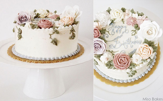 Buttercream Flowers Part 1 Cake Geek Magazine