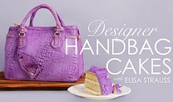 handbag cake tutorial on Craftsy