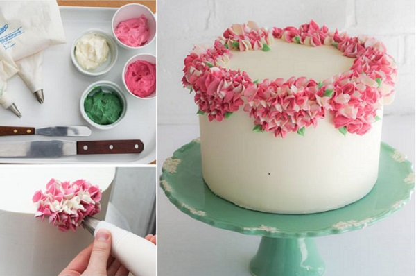 Buttercream Flowers Amp Tutorials Cake Geek Magazine