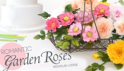 Garden Roses by Nicholas Lodge on Craftsy