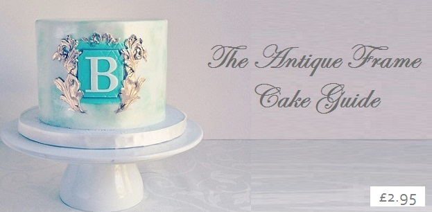 The Antique Frame Cake Collection