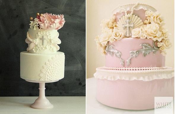 Communion Cakes & Confirmation Cakes - Cake Geek Magazine