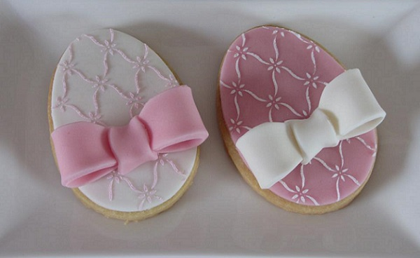 easter cookies by Cakes by Bien
