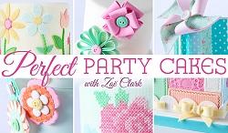 Zoe Clark's Pretty Party Cakes class on Craftsy