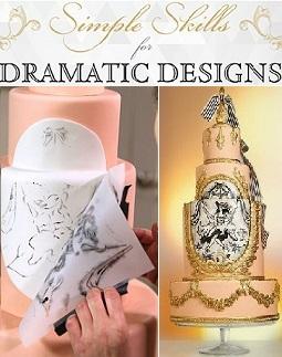 Cake Decoration Alexandria : Art Deco Wedding Cakes - Cake Geek Magazine - Cake Geek ...