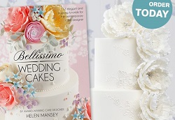 Bellissimo Wedding Cakes by Helen Mansey